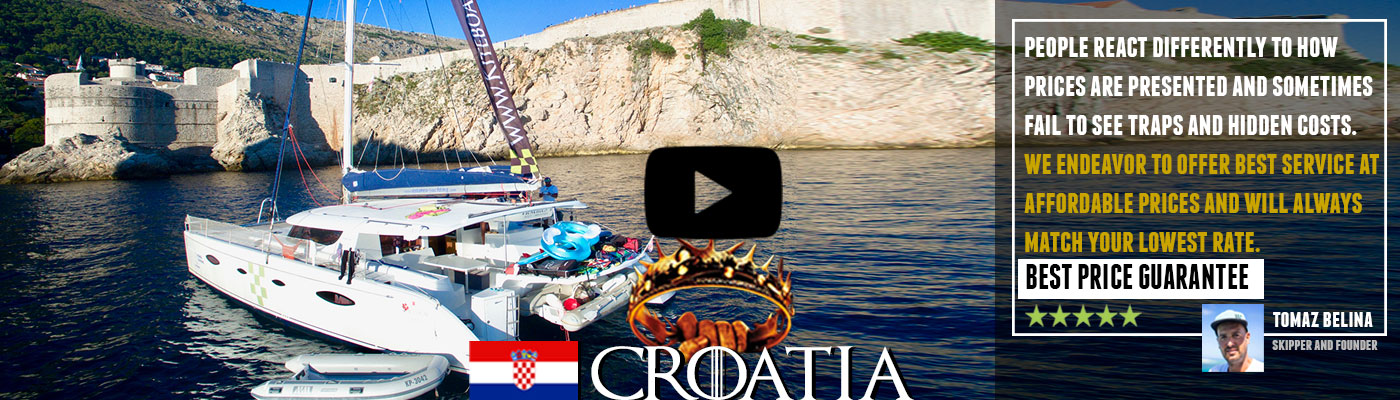 Video: Croatia Kite Surfari